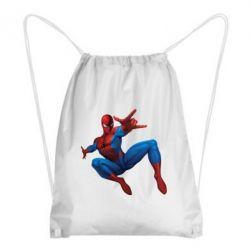 Рюкзак-мешок Человек Паук - FatLine