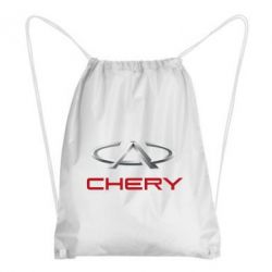 Рюкзак-мешок Chery Logo - FatLine