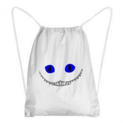 Рюкзак-мешок чеширский кот - FatLine