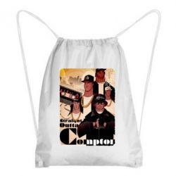 Рюкзак-мешок Compton's NWA - FatLine