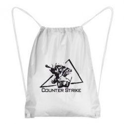 Рюкзак-мішок Counter Strike Gamer