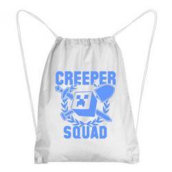 Рюкзак-мішок Creeper Squad