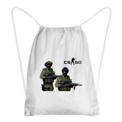 Рюкзак-мешок CS GO - FatLine