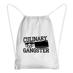 Рюкзак-мешок Culinary Gangster