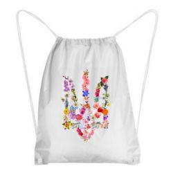 Рюкзак-мешок Цветущий герб