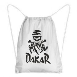 Рюкзак-мешок DAKAR LOGO - FatLine