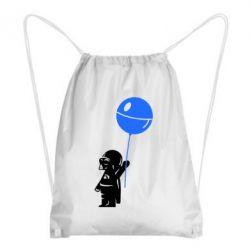 Рюкзак-мешок Дарт Вейдер с шариком - FatLine