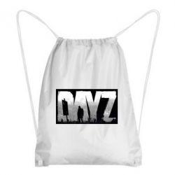 Рюкзак-мешок Dayz logo - FatLine