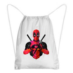 Рюкзак-мішок Deadpool Love