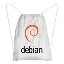 Рюкзак-мешок Debian - FatLine