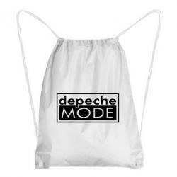 Рюкзак-мешок Depeche Mode Rock - FatLine