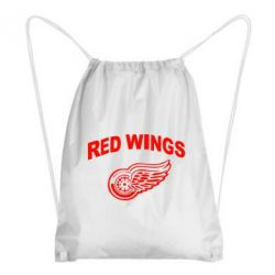 Рюкзак-мешок Detroit Red Wings