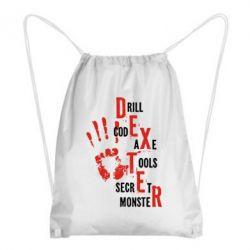 Рюкзак-мешок Dexter - FatLine