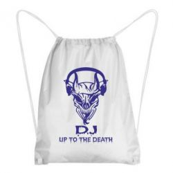 Рюкзак-мешок Dj Up to the Dead - FatLine