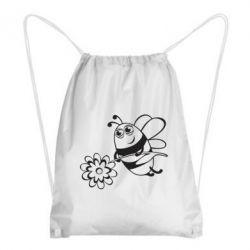 Рюкзак-мешок Добрая пчелка - FatLine
