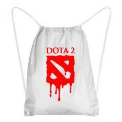 Рюкзак-мешок Dota 2 Logo - FatLine