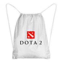 Рюкзак-мешок Dota 2 - FatLine