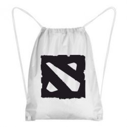Рюкзак-мешок Dota Logo Дота - FatLine