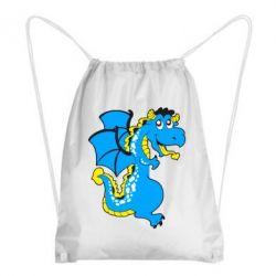 Рюкзак-мешок Дракоша