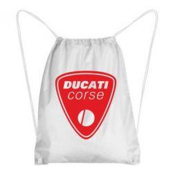 Рюкзак-мешок Ducati Corse - FatLine