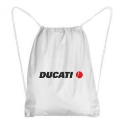 Рюкзак-мішок Ducati