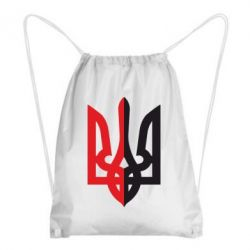 Рюкзак-мешок Двокольоровий герб України - FatLine