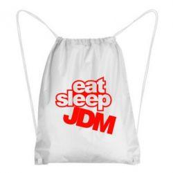 Рюкзак-мешок Eat sleep JDM - FatLine