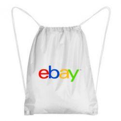 Рюкзак-мешок Ebay - FatLine