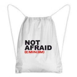 Рюкзак-мішок Eminem Not Afraid