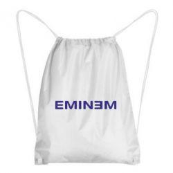 Рюкзак-мешок Eminem - FatLine