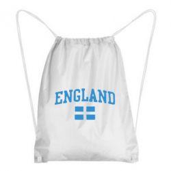 Рюкзак-мешок England - FatLine