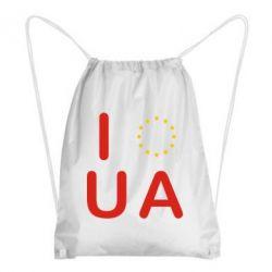 Рюкзак-мешок Euro UA - FatLine