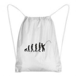 Рюкзак-мішок Еволюція рибалки
