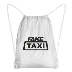 Рюкзак-мішок Fake Taxi