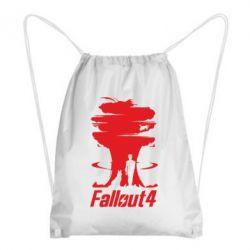 Рюкзак-мешок Fallout 4 Art - FatLine