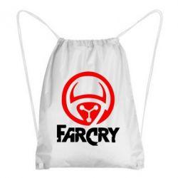 Рюкзак-мешок FarCry LOgo - FatLine