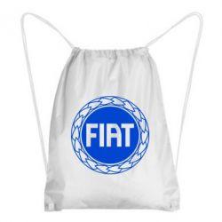 Рюкзак-мешок Fiat logo - FatLine