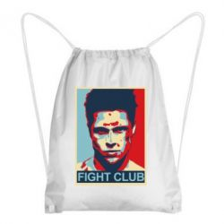 Рюкзак-мешок Fight Club Tyler Durden - FatLine