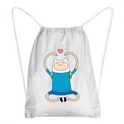 Рюкзак-мешок Finn dancing - FatLine