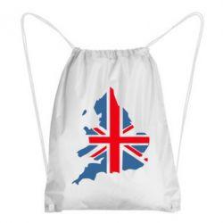 Рюкзак-мешок Флаг Англии - FatLine