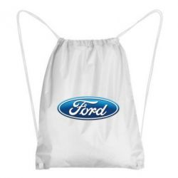 Рюкзак-мешок Ford 3D Logo - FatLine