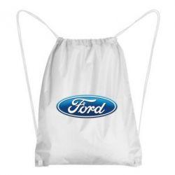 Рюкзак-мешок Ford 3D Logo
