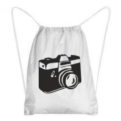 Рюкзак-мешок Фотоаппарат - FatLine