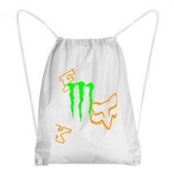 Рюкзак-мешок Fox Monster Energy - FatLine