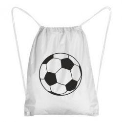 Рюкзак-мешок Футбольный мяч - FatLine