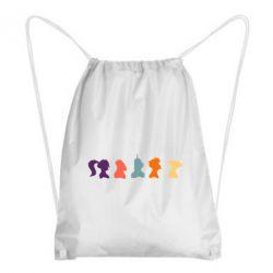 Рюкзак-мешок Futurama