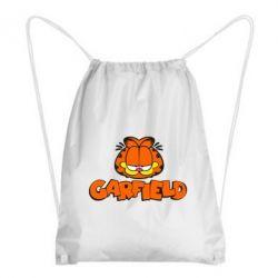 Рюкзак-мешок Гарфилд лого, FatLine  - купить со скидкой