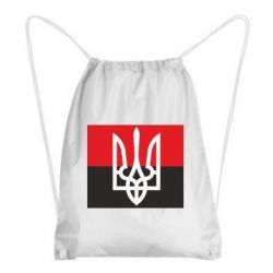 Рюкзак-мешок Герб на прапорі - FatLine