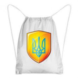 Рюкзак-мешок Герб на щиті - FatLine