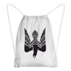 Рюкзак-мешок Герб-сокіл - FatLine